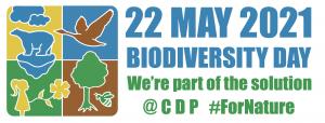 国際生物多様性の日の応援キャンペーンロゴ
